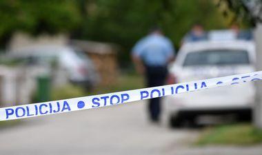 policija policijska traka