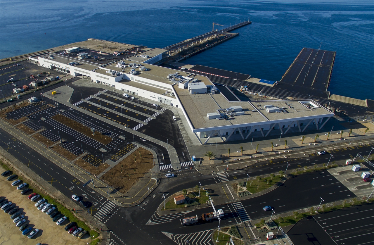 Gaženica_terminal i parkiralište