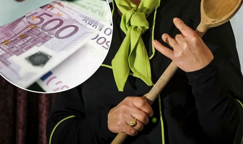 kuharica euri