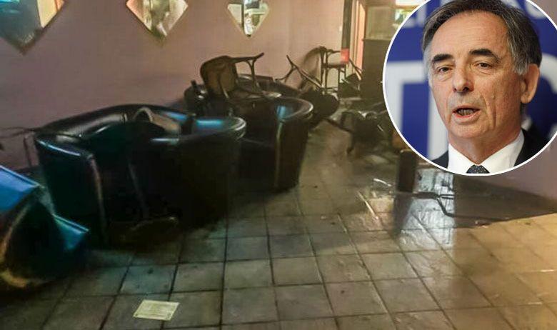 Kafić u kojem se dogodio napad
