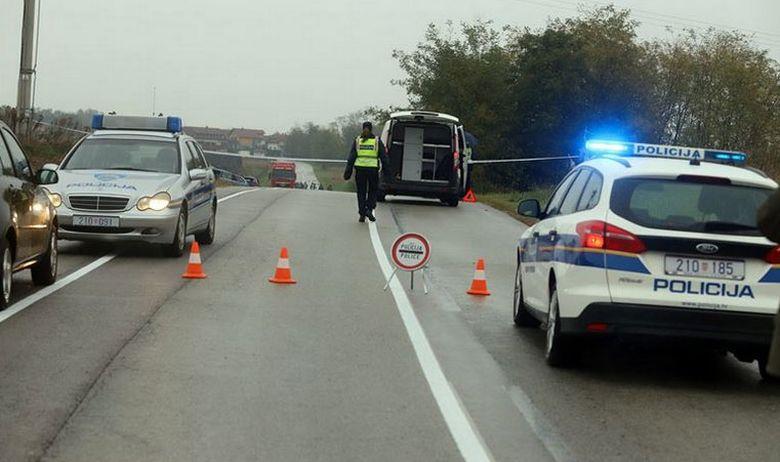nesreća očevid policija