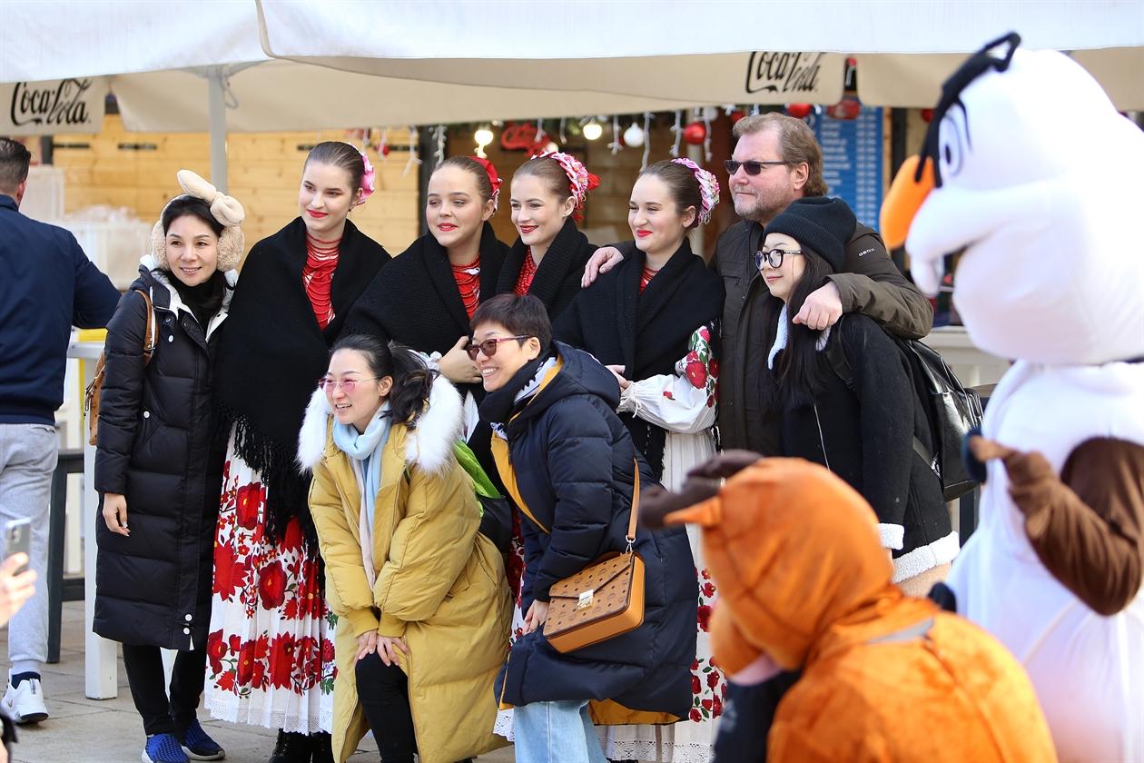 01 Advent u Zadru Nastup ogranka Seljačke sloge Buševec 28.12.2019, foto Fabio Šimićev