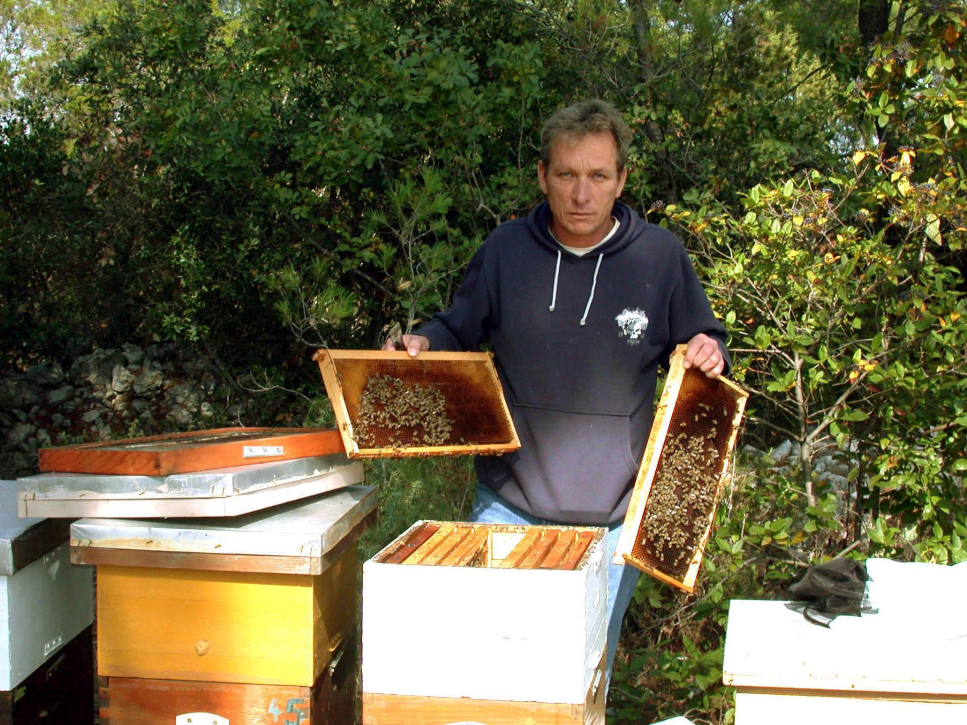 Boris Buratović, pčelar iz Staroga Grada - Farosa