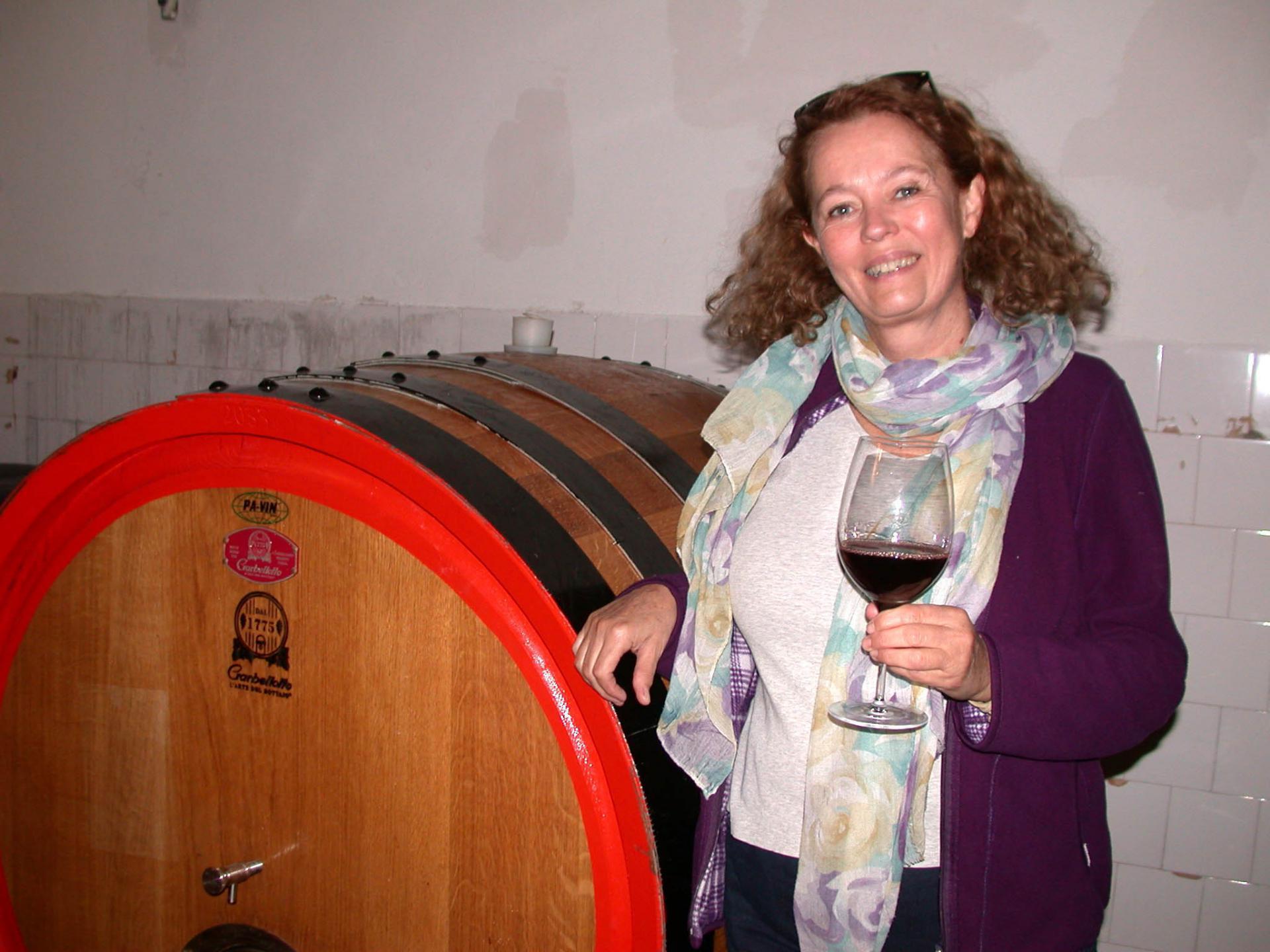 Jo Ahearne - ponosna vlasnica četiriju vinskih etiketa s otoka Hvara
