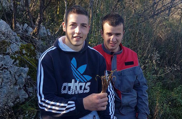 Nikica Radonić i Ante Dragičević