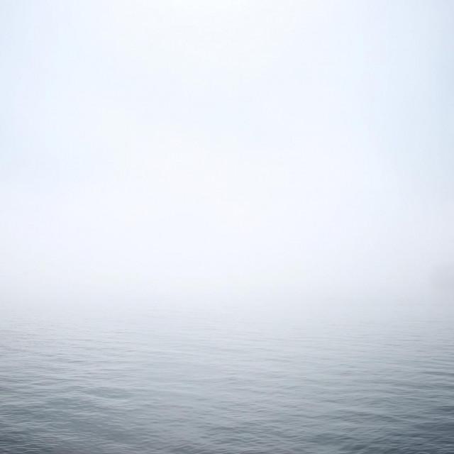 Današnja magla u Splitu