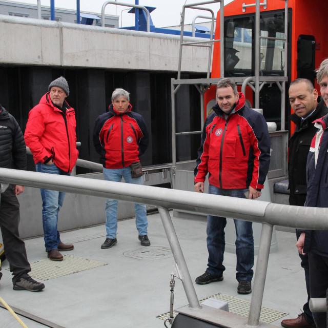 Predstavnici HGSS-a s nizozemskim kolegama