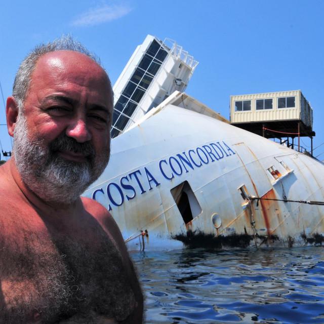 Dr. Andrea Belluscio vodio je tim eksperata za spašavanje podmorja