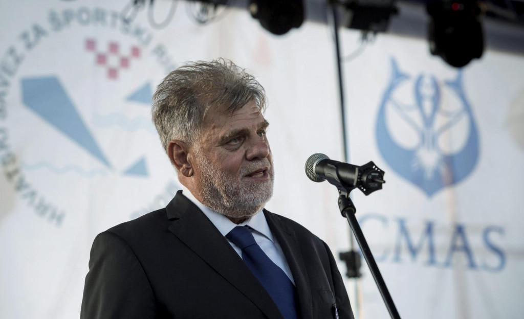 Predsjenik HSŠRM-a Đuro Marinović zalaže se za još bolji tretman<br /> sportskih ribolovaca