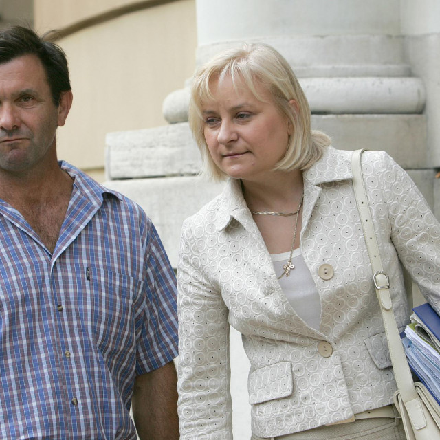 Odvjetnica Ingrid Barić bila je angažirana u poznatom slučaju Maškarin