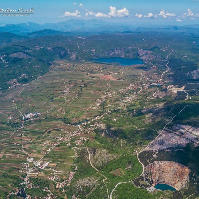 Veliki dio naselja u gradu Imotskom te u Općini Proložac bit će projektom