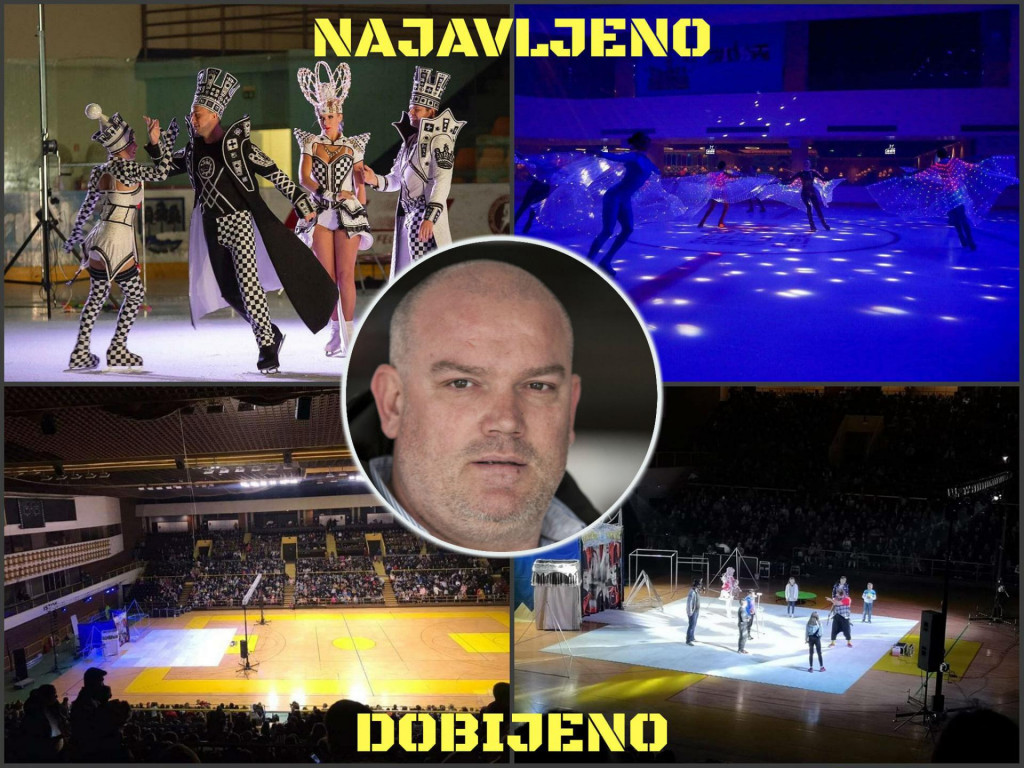 Karamanov cirkus na ledu