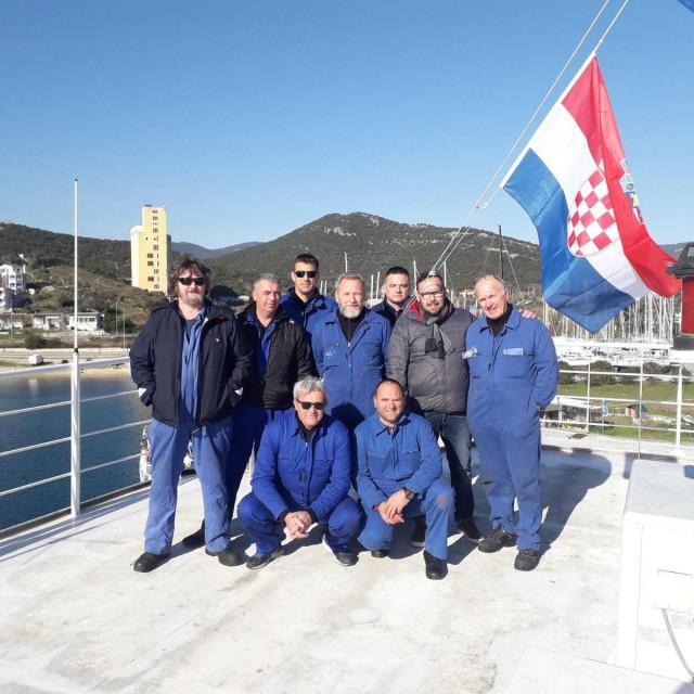 Posada pod zapovjedništvom kapetana Rundića preuzela je brod u grčkoj Kavali