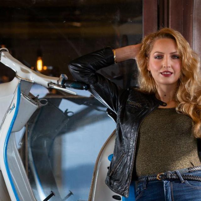 Ana Malovan utjelovit će Anu Sasso