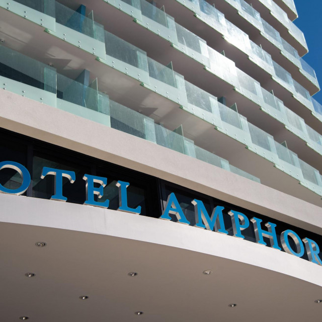 Hotel 'Amphora' na splitskom Žnjanu