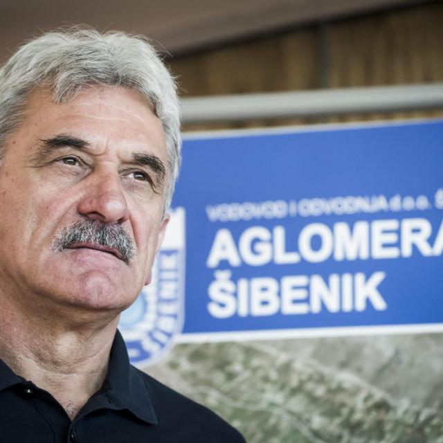 Sibenik, 270919.<br /> Frane Malenica direktor sibenskog Vodovoda i odvodnje.<br />