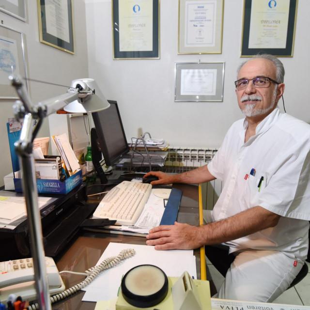 Doc. prim. dr. sc. Petar Lozo<br />