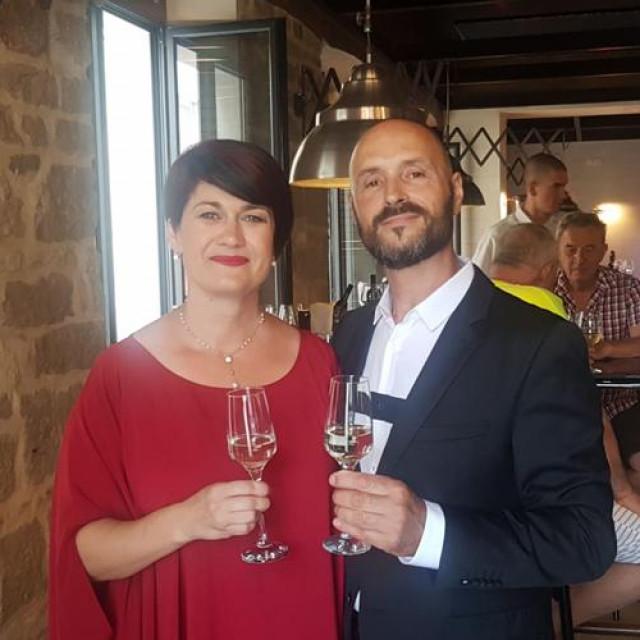Mihaela Novac i Ivan Koljanin