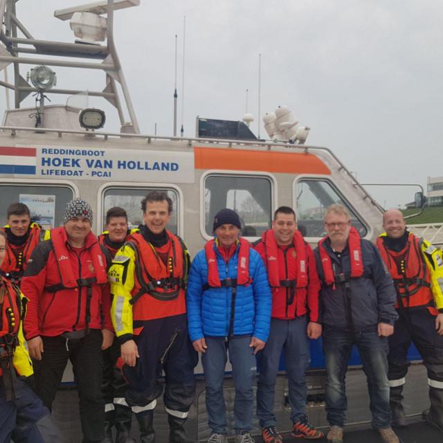 Hrvatske gorske spasilačke snage vrijedno uče na Sjevernom moru
