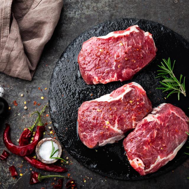 Ispiranjem se mesu dodaje vlaga, što loše utječe na okus i počet će se kuhati