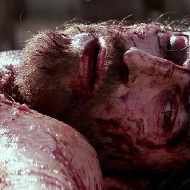 Pasija - režija Mel Gibson; na slici Jim Caviezele kao Isus