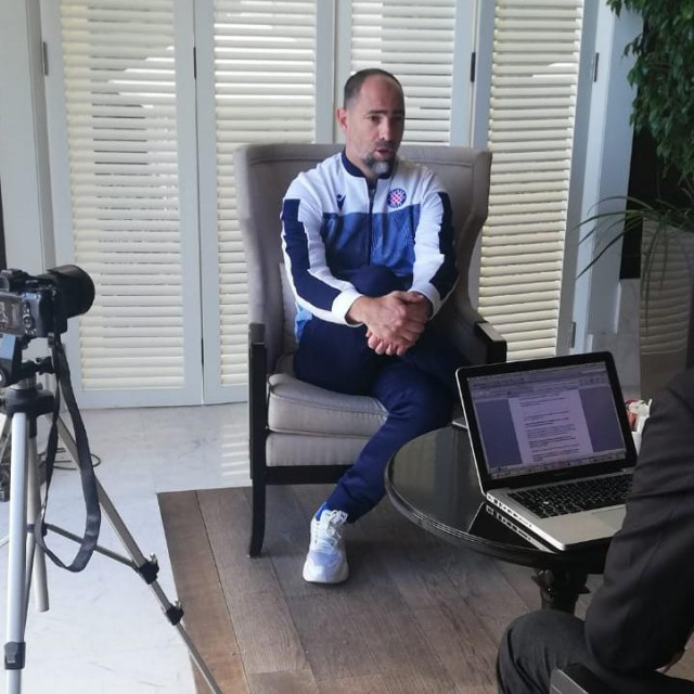 Hajdukov trener Igor Tudor zanimljiv je turskim medijima
