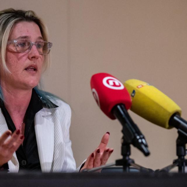 Aktivistica Lana Ružić