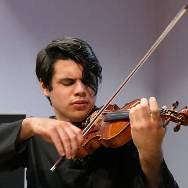 Matej Mijalić  foto Glazbena mladež