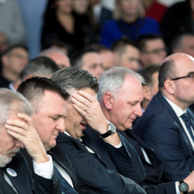 Predsjednik HDZ-a nema potporu čelnika ogranka u drugom najvećem gradu
