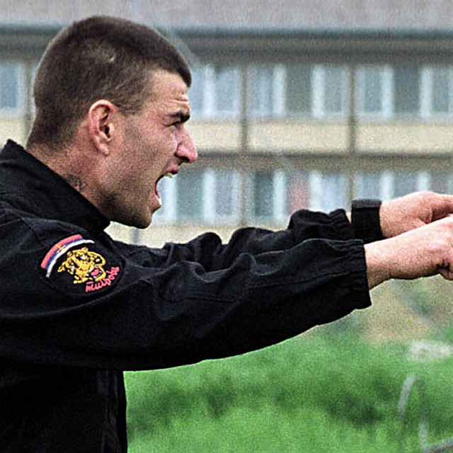 Milorad Ulemek Legija, jedan od zapovjednika Arkanove Srpske dobrovoljačke garde, objavio je knjigu 'U tigrovom gnijezdu'