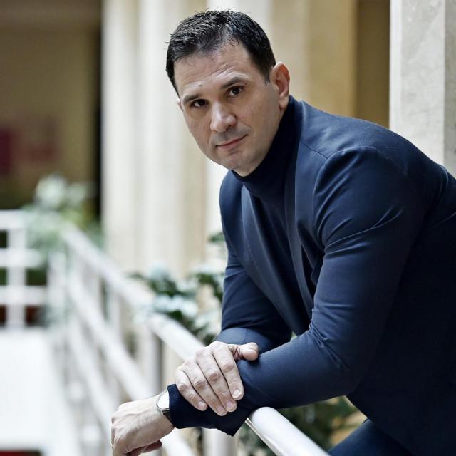 Vijećnik MOST-a Josip Markotić