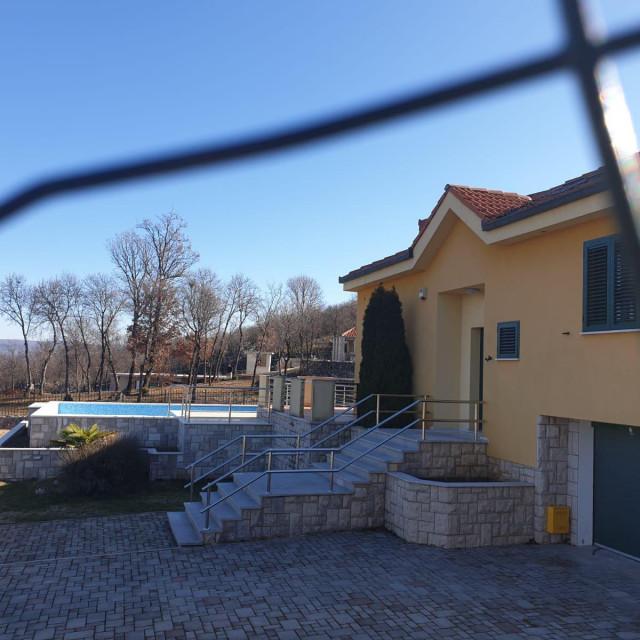 Kujundžićeva kuća u Ivanbegovini