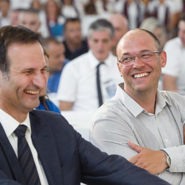Miro Kovač i Davor Stier