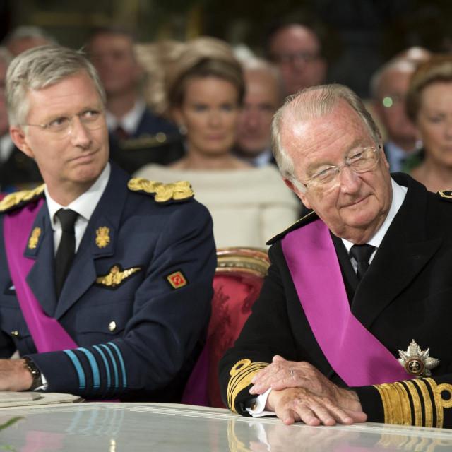 Nakon abdikacije 2013. godine, Alberta II. na prijestolju je naslijedio sin Philippe
