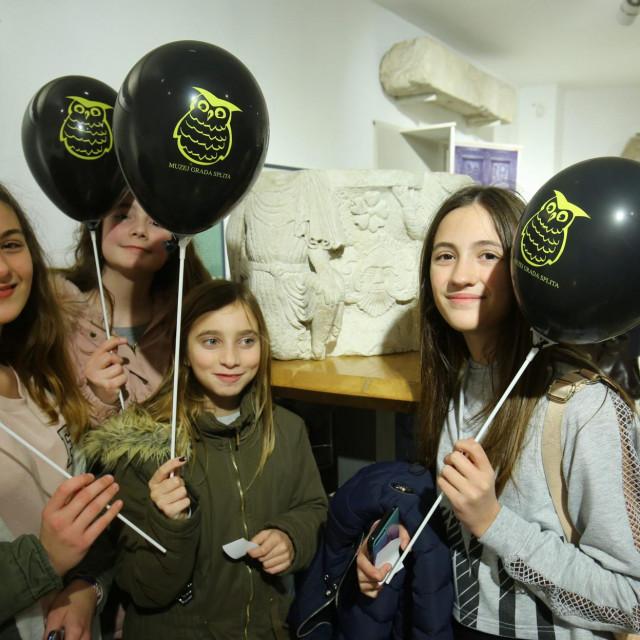 Noć muzeja privlači mlade i stare<br />