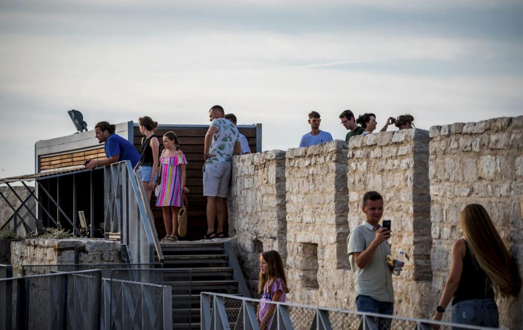 Bedemi tvrđave sveti Mihovil mamac su za turiste Nikolina Vuković Stipaničev/hanza media