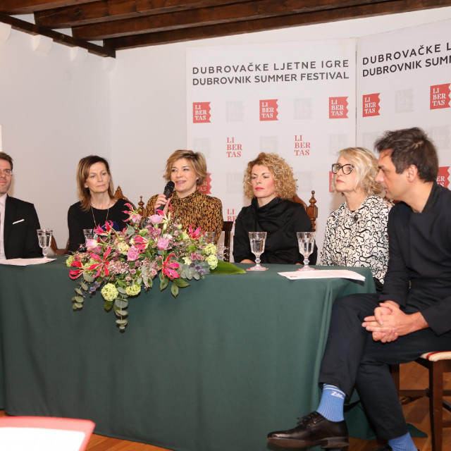 Tomislav Fačini, Žaklina Marević, Dora Ruždjak Podolski, Ivana Medo Bogdanović, Jelka Tepšić i Saša Božić Božo Radić/HANZA Media