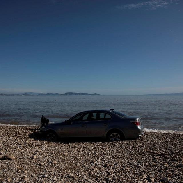 GRČKA PLAŽA BMW