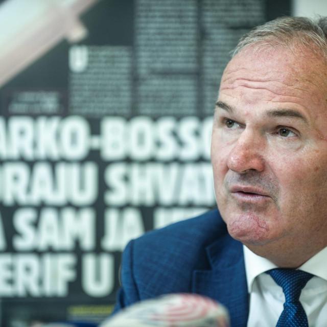 Marko Bekavac, nekadašnji načelnik PU splitsko-dalmatinske