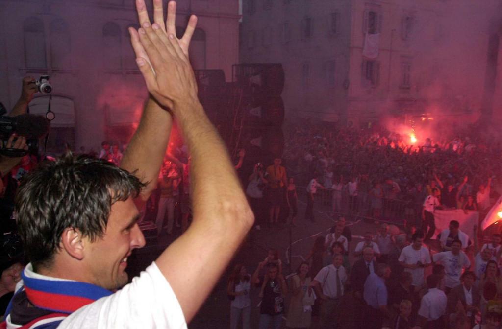 Goranu Ivaniševiću njegovi su sugrađani 2001. priredili spektakularan doček na Rivi nakon što je osvojio Wimbledon