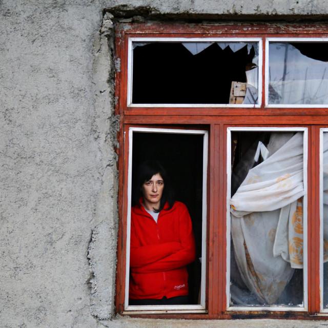 Elena Roso Lauš majka je troje djece o kojima se nema gdje brinuti