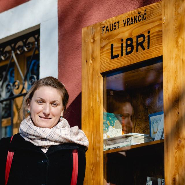 Snježana Klarić: Međunarodni dan darivanja knjige i Valentinovo su isti dan  Valerio Baranović