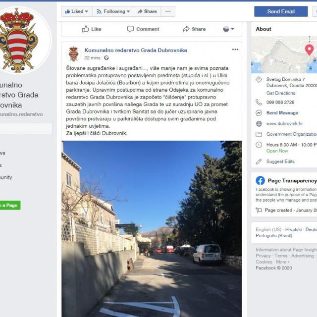 Komunalno redarstvo Grada Dubrovnika