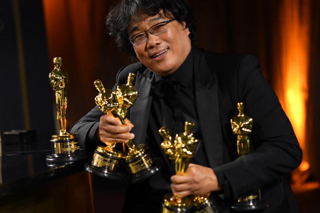 Joon-Ho Bong ni u nedavnom razgovoru za 'Slobodnu' nije predvidio ovakav sretan kraj<strong> </strong>