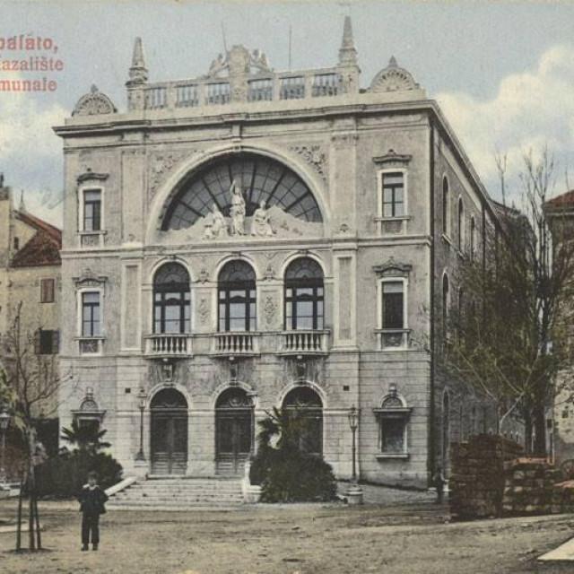Splitsko kazalište je sagrađeno prije gotovo 130 godina