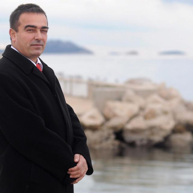 Ivan Knez, gradonačelnik Biograda na Moru