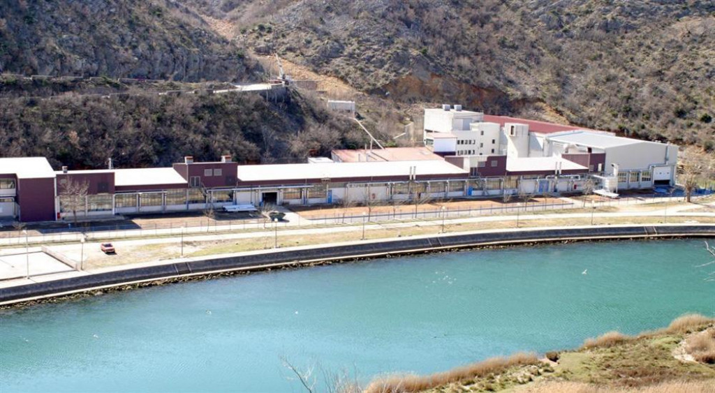 Tvornica Elana u Obrovcu