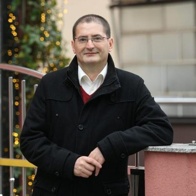 Goran Prskalo, predsjednik Udruge privatnih iznajmljivača Zagreba