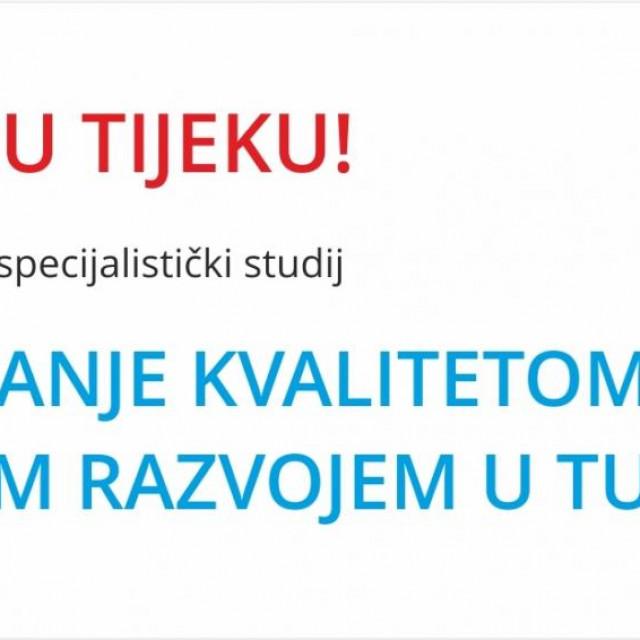 NOVI SPECIJALISTIČKI poslijediplomski studij Sveučilište u Durbovniku