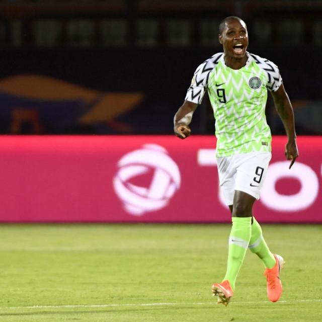 Odion Ighalo u dresu Nigerije